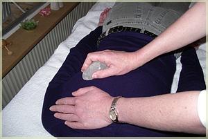 edelstenenmassage